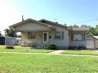 Single Family Home For Sale: 3008 18th Street