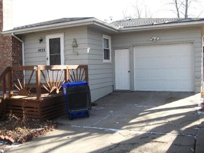 Junction City Single Family Home For Sale: 1033 Wainwright Avenue