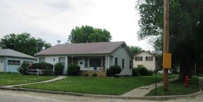 Herington Single Family Home For Sale: 802 North C Street