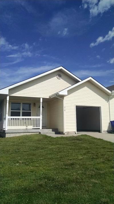 Junction City Single Family Home For Sale: 918 Whitetail Ct.