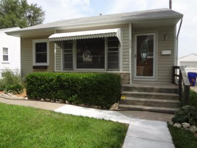 Junction City Single Family Home For Sale: 620 West Elm Street