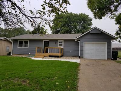 Dickinson County Single Family Home For Sale: 204 Hilltop Drive