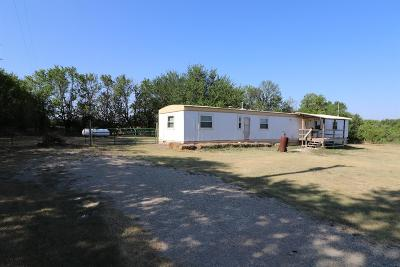 Junction City Manufactured Home For Sale: 3195 Union Road