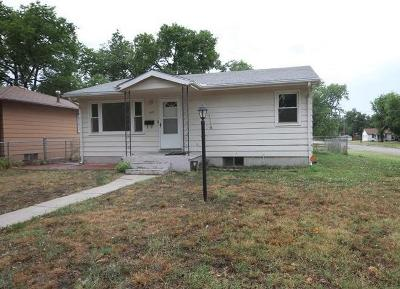 Junction City Single Family Home For Sale: 802 West 9th Street