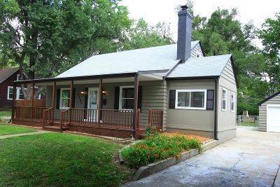 Abilene Single Family Home For Sale: 1121 North Cedar Street
