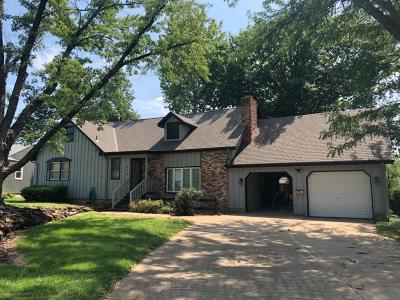 Dickinson County Single Family Home For Sale: 510 Tom Smith Circle
