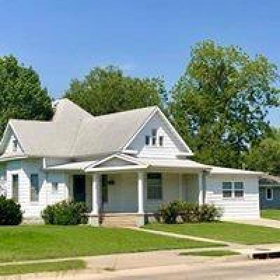 Abilene Single Family Home For Sale: 307 East 1st Street