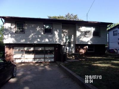 Junction City Single Family Home For Sale: 1512 Thompson