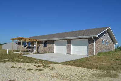 Abilene Single Family Home For Sale: 692 2441 Lane