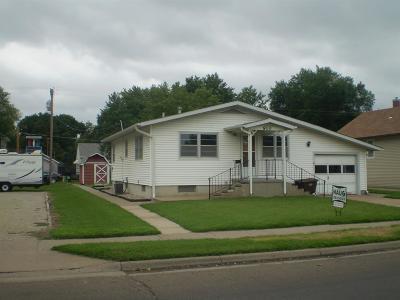 Abilene Single Family Home For Sale: 910 West 1st