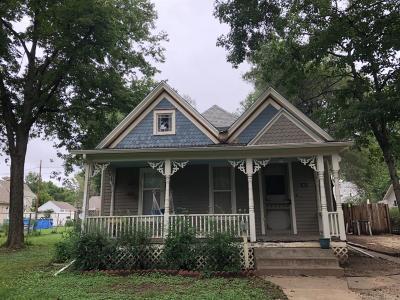 Abilene Single Family Home For Sale: 811 North Cedar