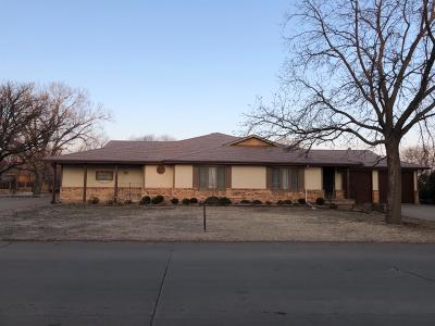 Abilene Single Family Home For Sale: 1900 North Mulberry #1902