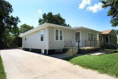 Junction City Single Family Home For Sale: 615 West 3rd Street