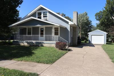 Chapman Single Family Home For Sale: 226 East 5th Street