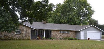 Abilene Single Family Home For Sale: 686 2150 Lane