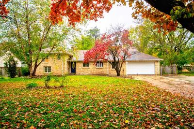 Junction City Single Family Home For Sale: 639 West Chestnut Street