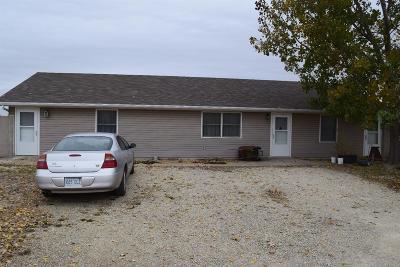 Abilene Single Family Home Contingent: 1861 Hawk Road