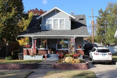 Abilene Single Family Home For Sale: 109 Northeast 9th