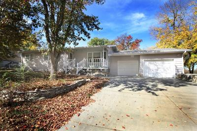 Junction City Single Family Home For Sale: 2526 Old Highway 40