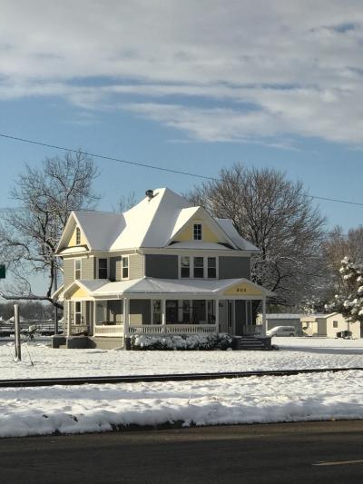 Abilene Single Family Home For Sale: 803 West 1st