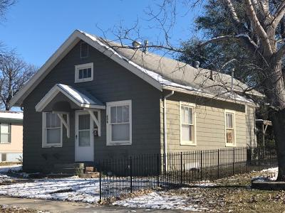 Herington Single Family Home For Sale: 308 South 1st