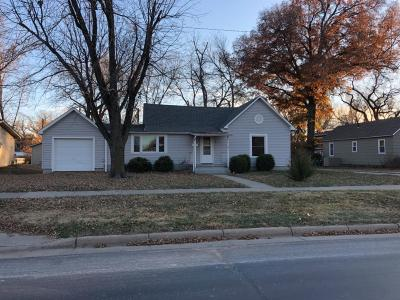 Abilene Single Family Home For Sale: 1023 Northwest 3rd