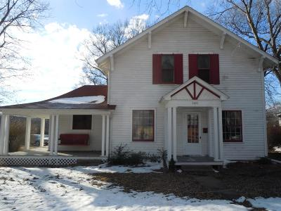 Abilene Single Family Home For Sale: 1100 North Kuney