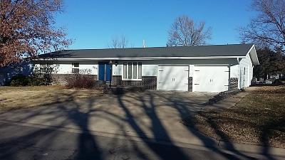 Abilene Single Family Home For Sale: 304 Hilltop