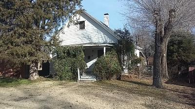 Abilene Single Family Home For Sale: 1213 North Olive