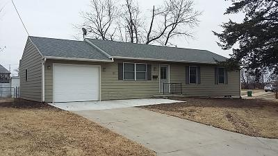 Abilene Single Family Home For Sale: 101 North Brown