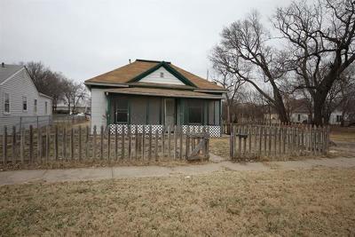 Junction City Single Family Home For Sale: 412 Roosevelt Street