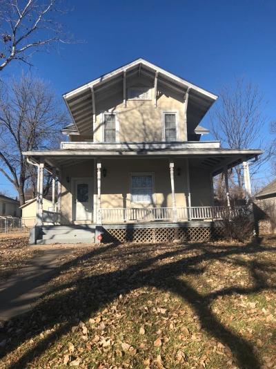 Abilene Single Family Home For Sale: 409 Northeast 7th