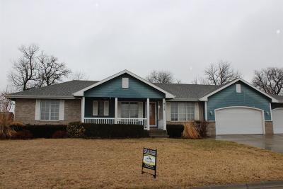 Abilene Single Family Home For Sale: 512 Taylor Road