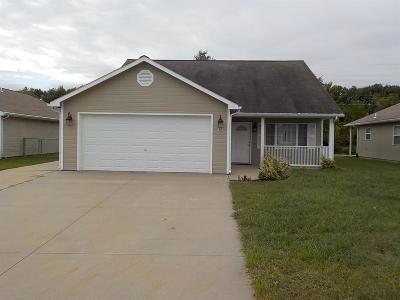 Manhattan Single Family Home For Sale: 212 Kopp Drive