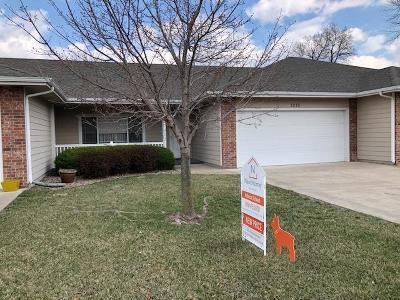 Abilene Condo/Townhouse For Sale: 1215 Northwest 5th
