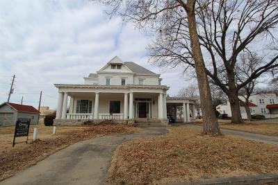 Abilene Single Family Home For Sale: 800 North Buckeye Avenue