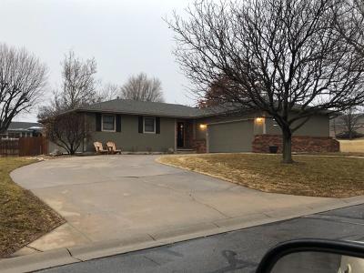 Abilene Single Family Home For Sale: 906 North Maple