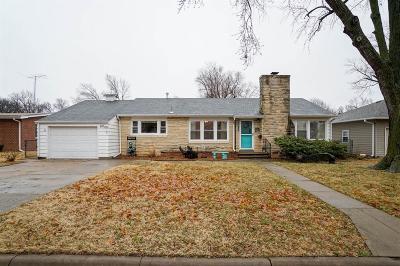 Abilene Single Family Home For Sale: 1103 Spruceway