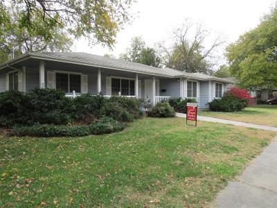 Abilene Single Family Home For Sale: 224 Northeast 5th
