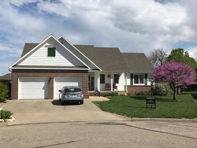 Abilene Single Family Home Contingent: 418 Coreyview Place