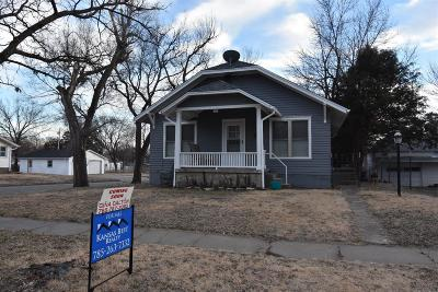 Abilene Single Family Home For Sale: 326 Northeast 7th