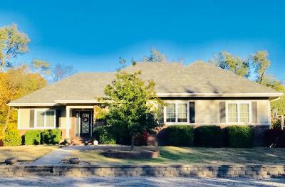 Abilene Single Family Home For Sale: 203 South Madison Street