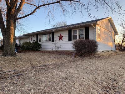 Abilene Single Family Home For Sale: 1509 North Spruceway Street