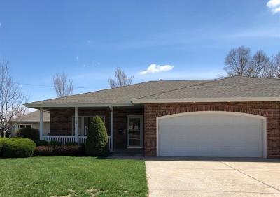 Abilene Single Family Home For Sale: 1301 Northwest 5th Street