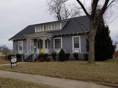 Dickinson County Single Family Home For Sale: 717 Northwest 3rd Street