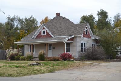 Abilene Single Family Home For Sale: 1218 Northwest 3rd Street