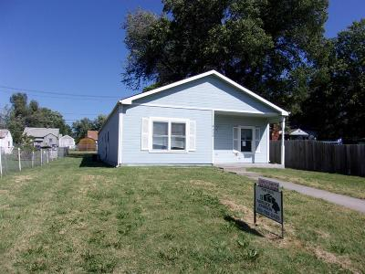 Junction City Single Family Home For Sale: 434 West Ash