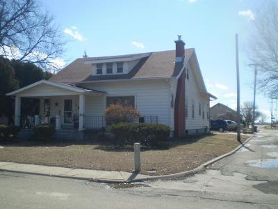 Abilene Single Family Home For Sale: 705 Northwest 2nd
