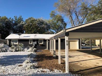 Abilene Single Family Home For Sale: 2191 Eden