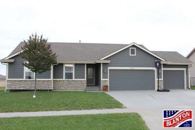 Manhattan Single Family Home For Sale: 9977 Rosemary Lane